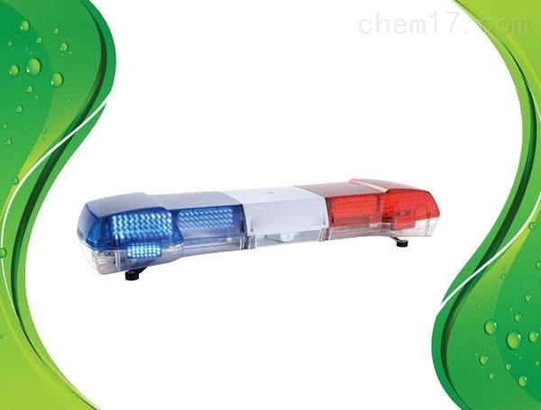 LED爆闪车顶红蓝警灯  依维柯车顶长排警灯