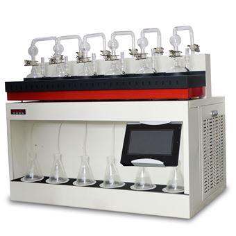 ZDS02全自动智能一体化蒸馏仪