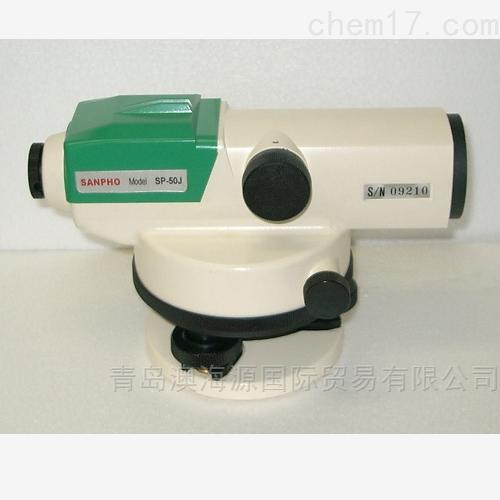 日本SANPHO自动水准仪望远镜SP-50J