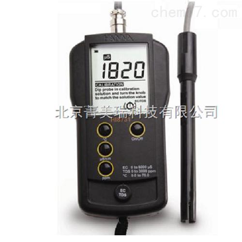 便携式TDS电导率仪