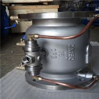 不锈钢低阻力倒流防止器LHS743X-16P