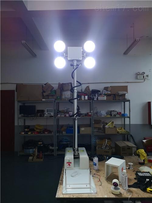 车载移动照明设备室外救援直流车载升降泛光灯