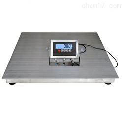 DCS-KL-A12S制药企业洁净区使用600kg-1000kg不锈钢地磅