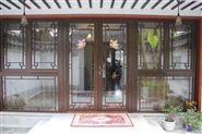 中空玻璃装饰美景条门窗仿古化