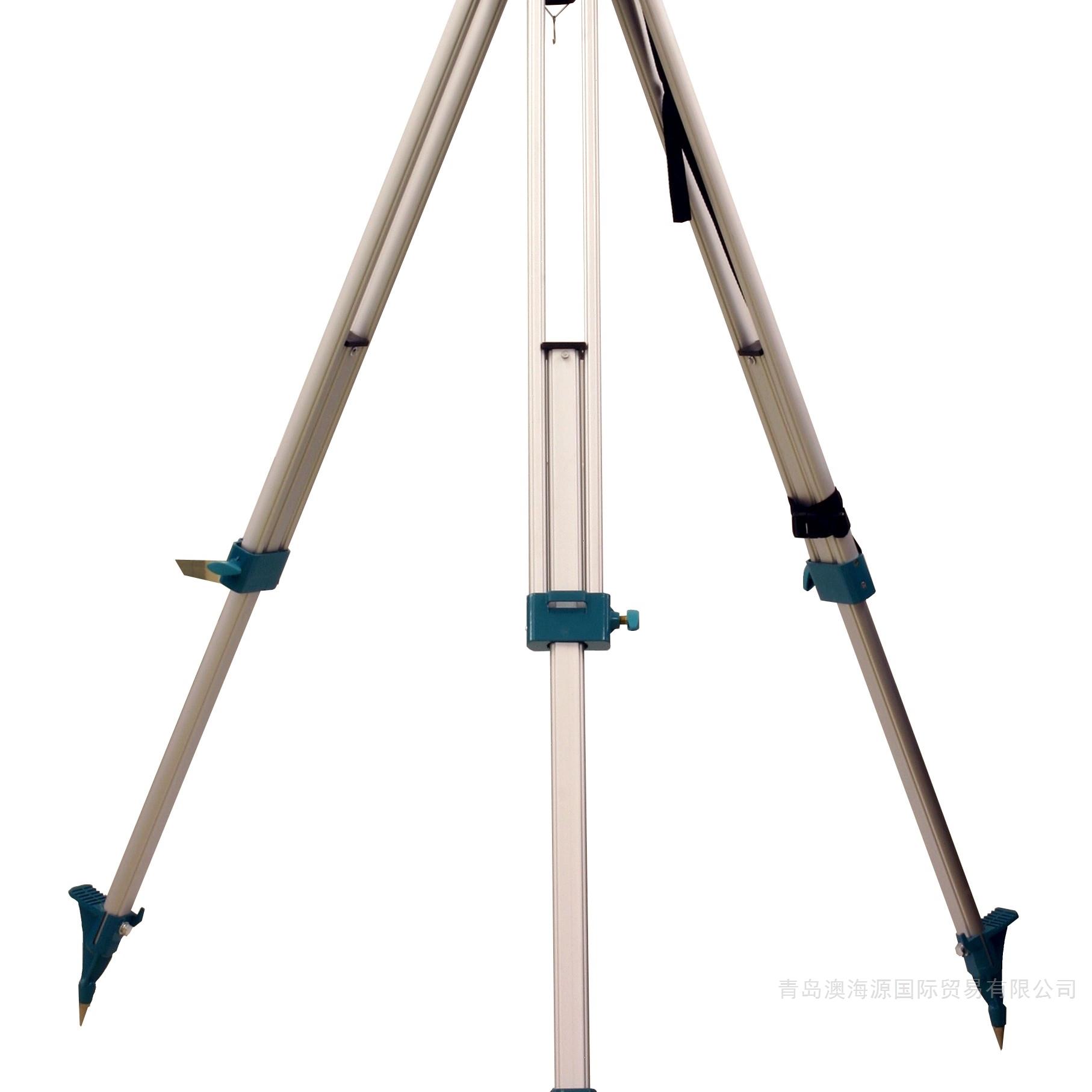 日本SANPHO水准仪激光距离计球面型三脚支架