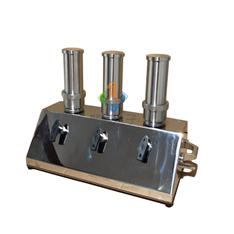 不锈钢微生物限度检测仪配内置隔膜液泵