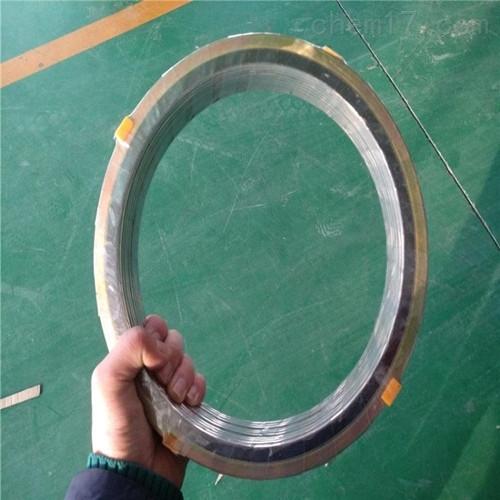 耐高温304换热器金属缠绕垫片优质厂家