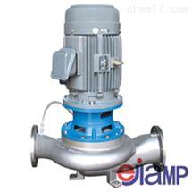 单级立式管道泵