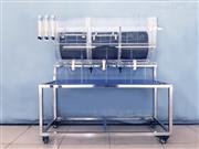 JY-C116气动淹没式生物转盘实验装置