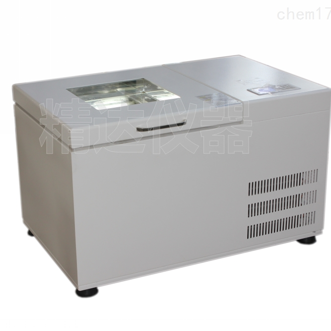 低温冷冻气浴恒温振荡器说明书