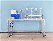 污泥比阻测定实验装置(四组)