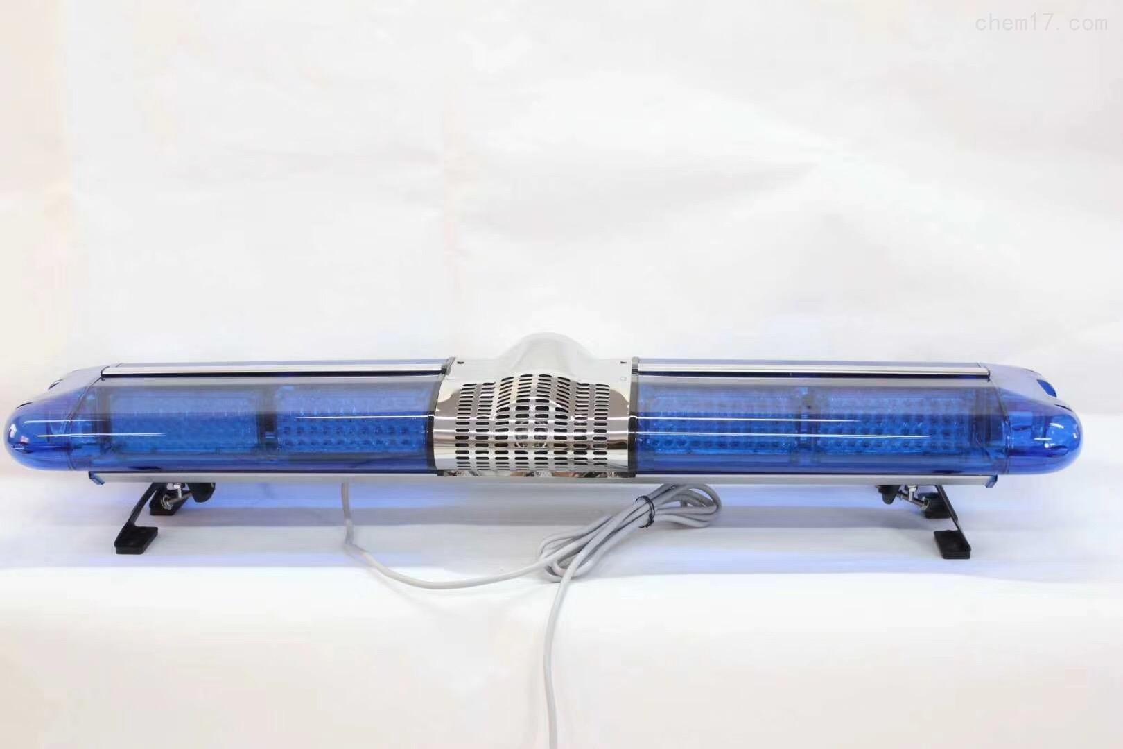 教练车警灯警报器  红蓝爆闪喊话器长排灯