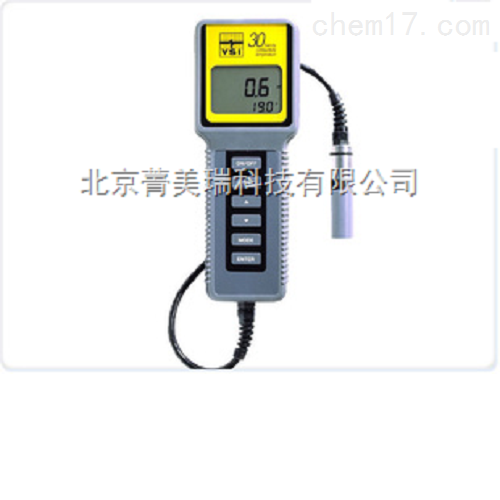 盐度、电导、温度测量仪