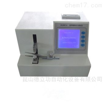 LHL2007-A医用镊测试仪捏合力检测厂家