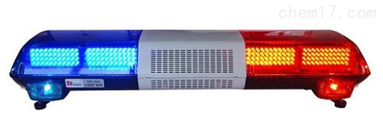警带字察12V长排警示灯24V