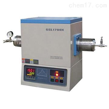 GSL-1700X1700℃高温真空气氛管式炉