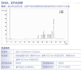 DHA、EPA、脂肪酸组分分析