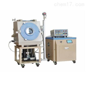 500ºC真空熱壓機VHP-5T-4