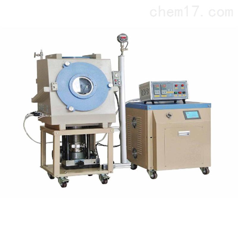 500ºC真空热压机VHP-5T-4