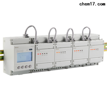 ADF400L-3H導軌多用戶模塊化電能表