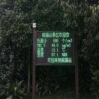 SH-FY自然保护区负氧离子监测系统