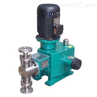 爱力浦流量泵柱塞计量泵J3.0系列