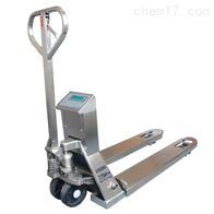 不锈钢电子叉车秤2T搬运秤-昆山诺邦