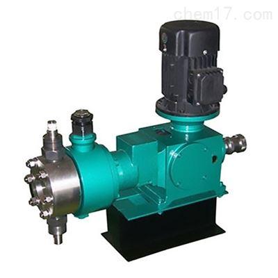 爱力浦液压隔膜计量泵JYMX系列