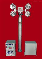 河圣安全 气动升降杆照明装置 车载移动照明灯 技术支持