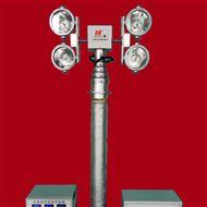 车载应急升降装置 移动升降照明灯