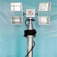 车载遥控升降灯 移动升降照明设备 河圣牌