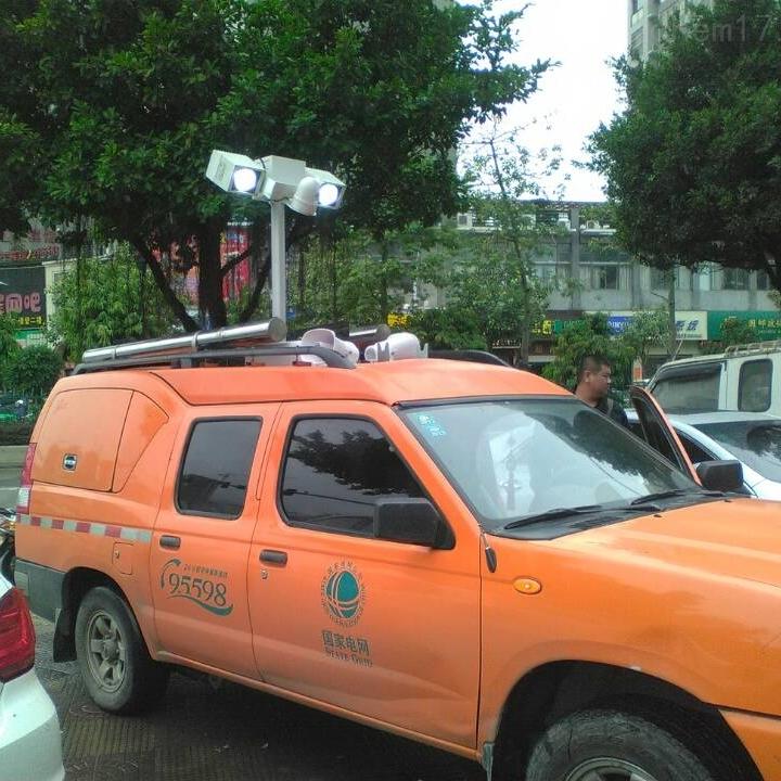 车载遥控升降设备 便携式升设备 河圣安全