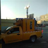 车顶遥控升降照明设备 移动升降设备 河圣