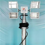 曲臂式消防应急装置河圣牌 1.8米升降灯
