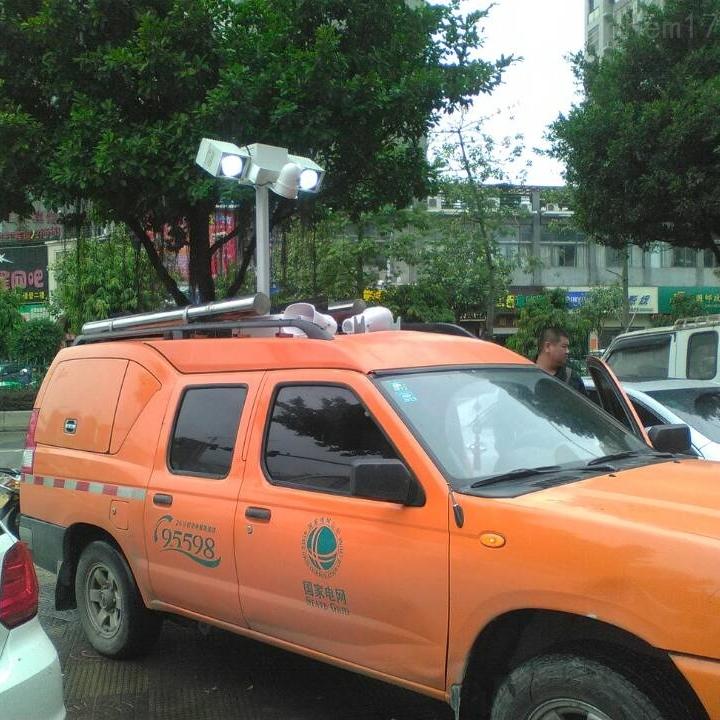 车顶升降照明装置移动照明设备 河圣牌