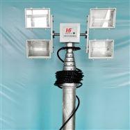 4.5米照明灯装置 带摄像机升降灯 河圣牌