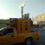 6kw金卤灯 车顶升降氙气灯 车载录像机