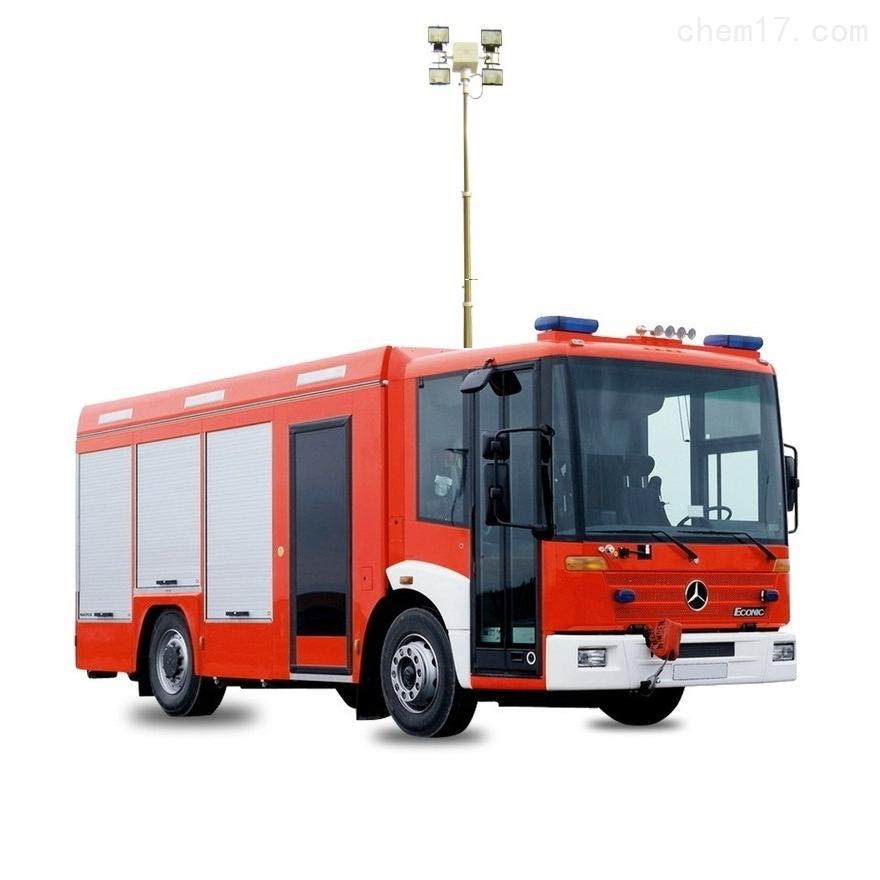 车载气动升降照明装置 车顶升降系统 河圣牌