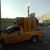 3.5米照明装置 折杆升降灯 车载录像机