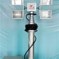 3.5米照明装置 倒伏升降灯 气动桅杆