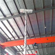 4.5米照明灯装置 移动升降灯 气动桅杆