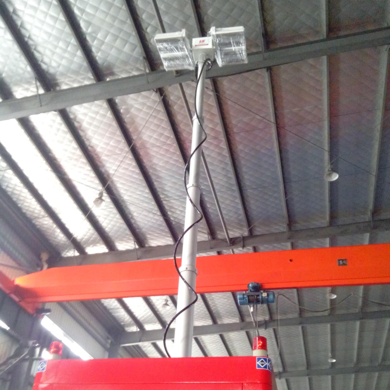 600W聚光灯 车用升降照明灯 远程传输系统