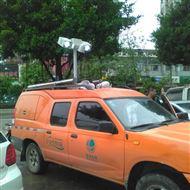 河圣安全 排涝车应急照明设备 4灯头照明灯
