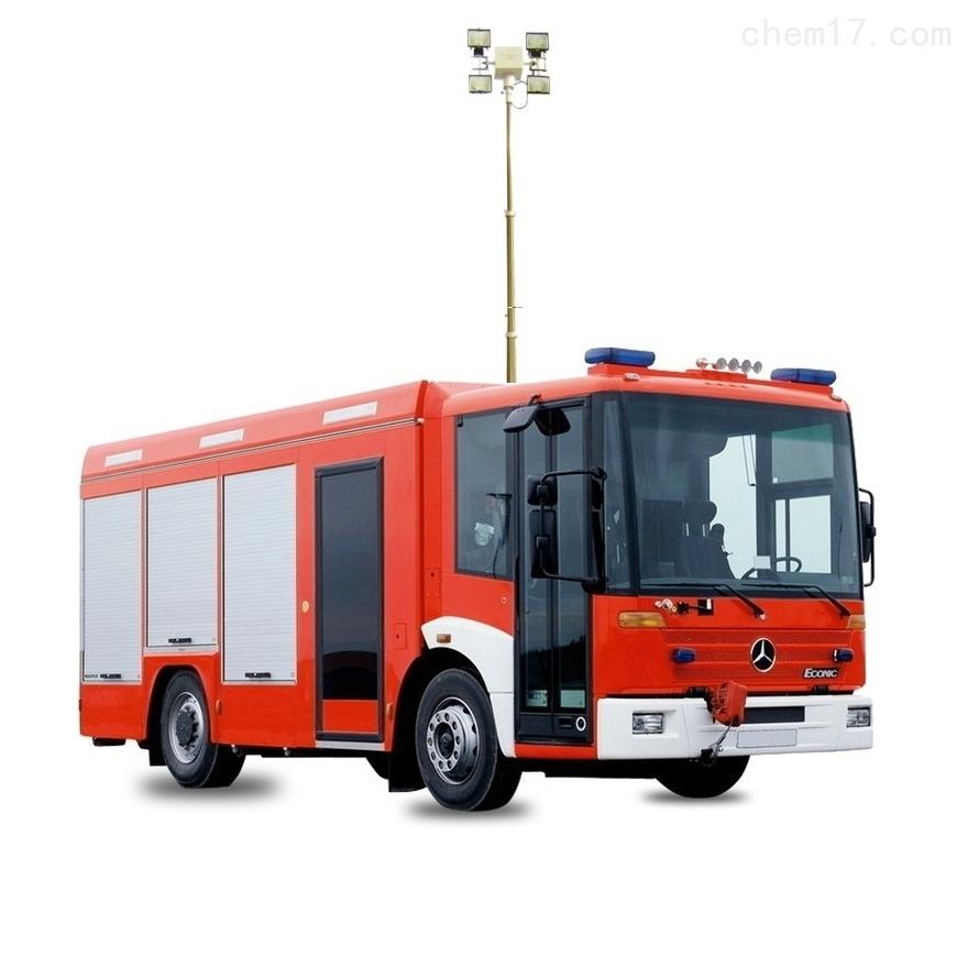 河圣安全 大功率升降照明灯 车载移动照明