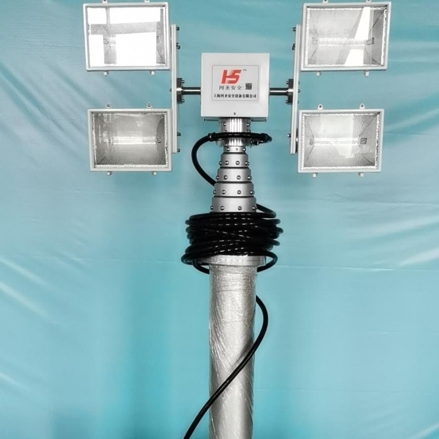 河圣牌 消防车升降照明灯 8灯头照 质量保障