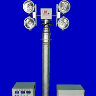 上海河圣 大功率升降照明系统 4000W照明灯