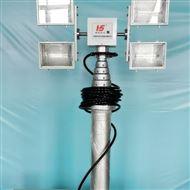 河圣牌 车载升降照明设施 移动照明灯组