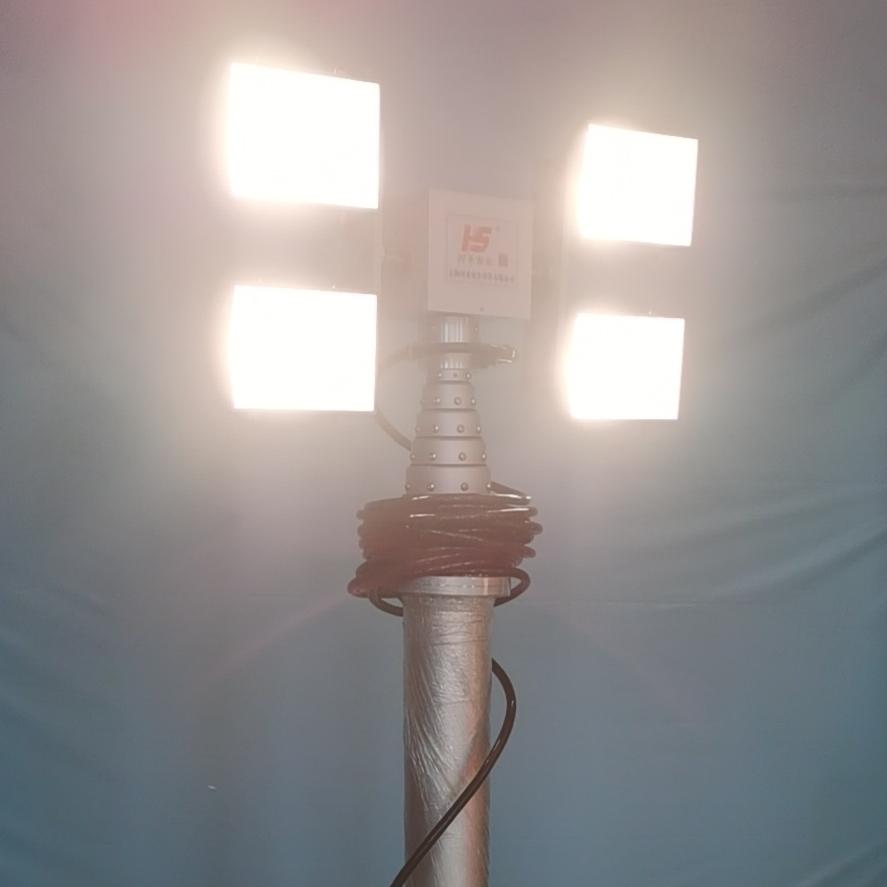 上海河圣 车载应急照明灯 大功率升降灯