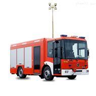 应急指挥车升降系统 500W照明灯 河圣牌