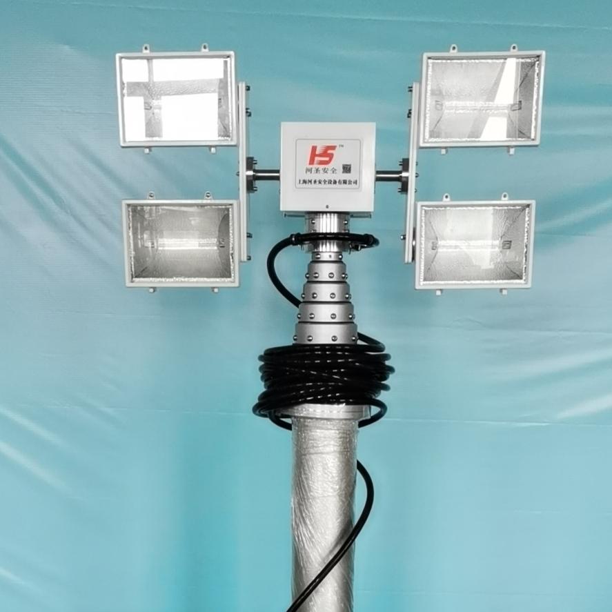 车载移动照明灯-移动升降探照灯,河圣牌